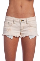 Wildfox Couture Friday Night Cutoff Shorts in Ghost Nude