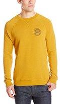 Brixton Men's Oath Crew Fleece Sweatshirt