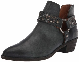 Frye Women's Ray Deco Stud Harness Ankle Boot