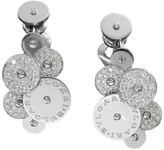 Bulgari 18K White Gold Cicladi Diamond Earrings