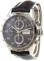 Tag Heuer 'Carrera Ltd.' analog watch