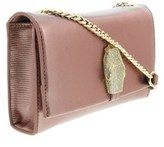 Roberto Cavalli Rsvp Treasure 001 Copper Rose Small Shoulder Bag.