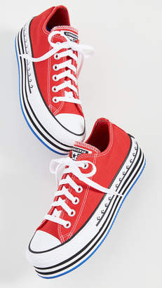 Converse Chuck Taylor All Star Lift Archival Canvas Ox Sneakers