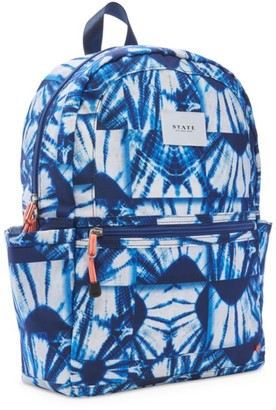 State Bags Kane Patchwork Backpack