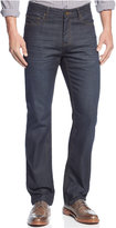 Alfani Cullen Coated Straight-Fit Jeans