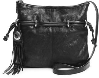 Frye Mini Sacha Lambskin Leather Crossbody Bag