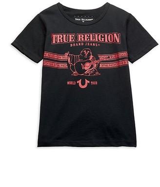 True Religion Little Boy's Logo Graphic T-Shirt