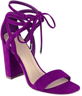 Marc Fisher Women's Fatima Ankle Tie Sandal