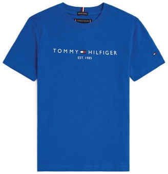 Tommy Hilfiger Junior Logo T-Shirt (4-16 Years)