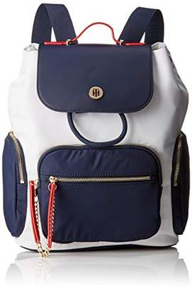 Tommy Hilfiger Core Nylon Backpack, Women's Tote,1x1x1 cm (W x H L)