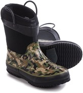 Western Chief Camo Neoprene Rain Boots - Waterproof (For Toddlers)