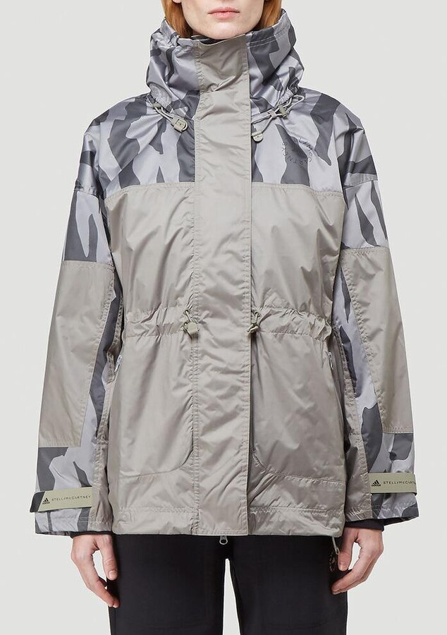 Thumbnail for your product : adidas by Stella McCartney TruePace Jacquard Jacket