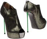 Gianmarco Lorenzi Shoe boots