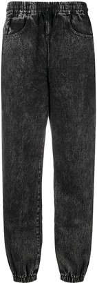 Alexander Wang Elasticated Straight Jeans