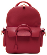 Buscemi PHD Backpack in Red.