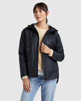 Thumbnail for your product : French Connection Women's Coats & Jackets - Curved Hem Raincoat - Size One Size, 14 at The Iconic