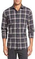 Billy Reid John T Standard Fit Check Sport Shirt