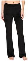 Hard Tail Flare Leg Shimmer Pants Women's Casual Pants