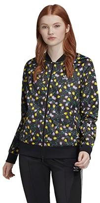 adidas AOP Track Jacket (Multicolor) Women's Jacket