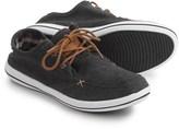 Muk Luks Josh Boat Shoes - Linen (For Men)