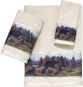 Pier 1 Imports Black Bear Lodge 3-Piece Bath Towel Set