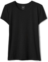 Gap Fitted crewneck tee