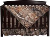 Carstens Real Tree AP Camo 3-Piece Crib Sheet Set