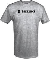 Lifestyle Graphix Suzuki S Motorcycle Side by Side 4 Wheeler 4x4 Racing T shirt - Xlarge