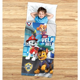 Paw Patrol Kids 2-in-1 Cozy Cover and Slumber Bag