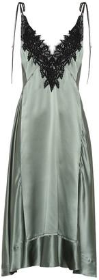 Dorothee Schumacher Satin Seduction silk dress