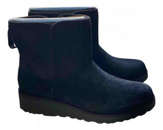UGG Black Shearling Boots