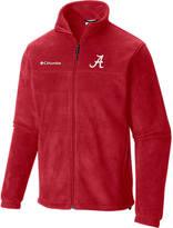Columbia Men's Alabama Crimson Tide College Flanker II Full-Zip Jacket