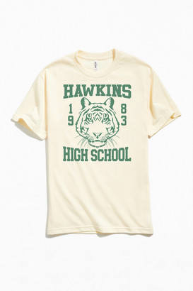 Urban Outfitters Stranger Things Hawkins High School Tee