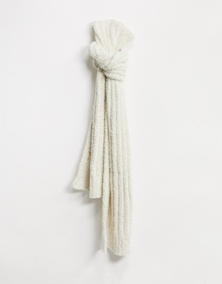 Free People Cloud ribbed scarf