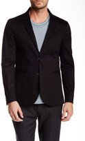 John Varvatos Collection Collection Hook & Eye Sport Coat