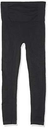 Namaste ANAISSA Women's Leggings Reafirmantes Y Adelgazantes Emana Namaste, Black (Negro Negro), 12 (Size: )