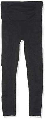 Namaste ANAISSA Women's Leggings Reafirmantes Y Adelgazantes Emana Namaste, Black (Negro Negro), 16 (Size: )