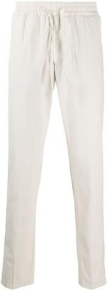 Corneliani Elastic Waist Trousers