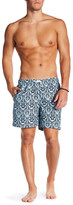 Trunks San O Pineapple Deco Swim Trunk
