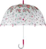 Cath Kidston Thorp Flowers Ombre Birdcage Umbrella
