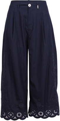 High hoopla Cotton Trousers