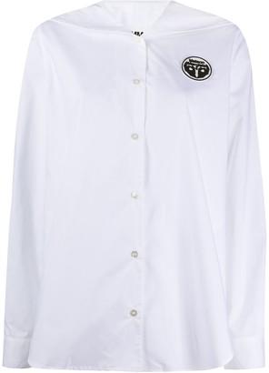 MM6 MAISON MARGIELA Cape Effect Shirt