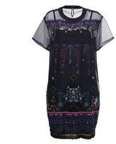 Sacai Tribal Dress
