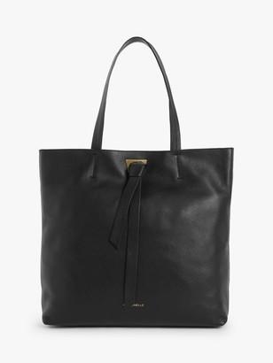 Coccinelle Joy Leather Shopper Tote Bag