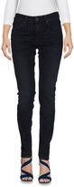 Care Label Denim pants - Item 42589277