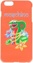 Moschino jewelled snake iPhone 6 Plus case - women - plastic - One Size