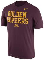 Nike Men's Minnesota Golden Gophers Legend Verbiage T-Shirt