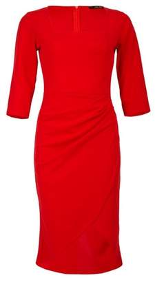 Dorothy Perkins Womens *Tfnc Red Bodycon Dress, Red