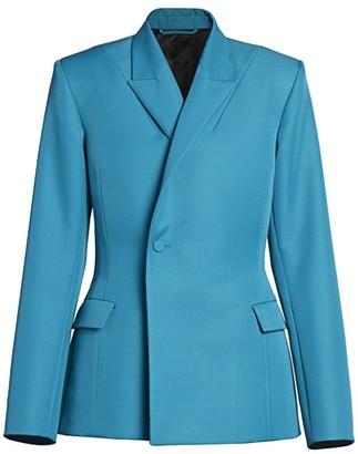 Balenciaga Single Button Jacket