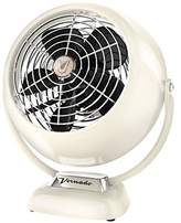 Vornado VFAN Jr. Vintage Air Circulator Fan, Vintage White